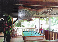 Hotel El Pizote Lodge - Area Social