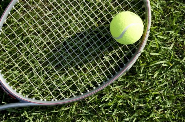 テニスは週2回頑張ってます