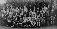 Cottam, Preston (theirhistory) Tags: uk school girls england boys socks shirt kids children photo shoes dress group class teacher jacket junior clogs jumper shorts form wellies primary rubberboots