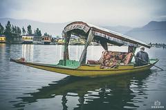 Shikara - Dal Lake, Kashmir (arindampixels) Tags: travel kashmir shikara