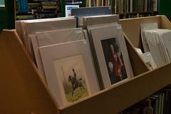 Prints (DSC_3971) (AngusInShetland) Tags: uk shop reading highlands indoor books bookshelf bookstore used secondhand bookshop inverness secondhandbookshop leakeys