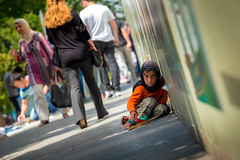 Begger child (adambotond) Tags: street people canon turkey europe child homeless poor streetphotography istanbul begger homelesspeople canonef70200f4isl canoneos6d beggerchild