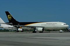 N120UP (UPS) (Steelhead 2010) Tags: cargo airbus a300 yhm a300600f n120up nreg