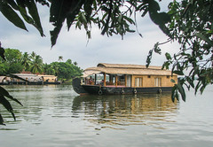 The beauty of the backwaters of Alappuzha in the God's own country.. (Gautham Karthik) Tags: india lake houseboat kerala vembanad alappuzha godsowncountry punnamada