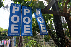 elections 2016 campaign signs 23 (_gem_) Tags: street city urban sign typography words text philippines politicians signage manila type metromanila politicianssigns elections2016