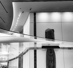 Abstract Lobby (LHDPhotos) Tags: chicago lines lobby linear