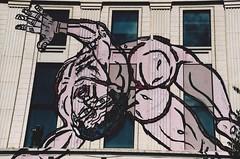 superman (omnia_mutantur) Tags: art arquitetura architecture graffiti jump arquitectura mac arte lyon grafiti drawing butt lione frana dessin salto culo cul dibujo francia renzopiano architettura desenho disegno saut grafite murale bumbum sedere rhnealpes musedartcontemporain