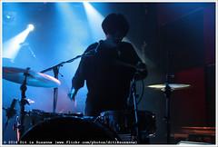 Shake Shake Bolino @ Vera Mainstage (Dit is Suzanne) Tags: 07042016 img7585 nederland netherlands нидерланды groningen гронинген vera veramainstage veraclub ©ditissuzanne canoneos40d sigma30mmf14exdchsm concert концерт gig beschikbaarlicht availablelight protomartyr shakeshakebolino views100