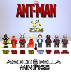 Ant-Man / Hank Pym [VARIANTS] [COMICS] [MCU] [MOC] (agoodfella minifigs) Tags: mod lego marvel mcu marvelcomics minifigure moc minifigures hankpym antman marvelheroes scottlang legosuperheroes legomarvel legomarvelsuperheroes legoavengers marvellego