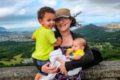 DSCF3342 (The.Rohit) Tags: cliff nature hawaii view oahu lookout koolau vista aloha nuuanupalilookout windwardcoast