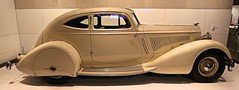 1934 Packard Twelve Model 1106 (Bill Jacomet) Tags: museum model texas steel tx fine arts houston 34 1934 twelve sculpted packard mfah in 2016 1106 of
