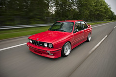 John's E30 M3 on BBS RS (Travis Cuykendall) Tags: red motion john washington slam nikon control ground bmw roller d750 wa lip nikkor m3 rs bbs slant rolling polished e30 slammed 212 stance snohomish s14 2470 recarro stancework stanced zuberek euroaficianado