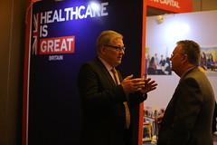 UKTI Smart Healthcare Trade Mission in Delhi (UK in India) Tags: business british trade healthcare newdelhi britishhighcommission nhsengland uktradeandinvestmentukti sirmalcolmgrant 67june2016