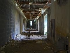 Skin and Bones (jgurbisz) Tags: abandoned pennsylvania decay nj pa asylum vacantnewjerseycom jgurbisz embreevillestatehospital