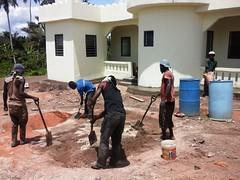 Waqare amal in Tabita in Oda (13) (Ahmadiyya Muslim Youth Ghana) Tags: new amal eastern region mosques youths ahmadi commissioned mka majlis ahmadiyya mkaer khuddamul waqare