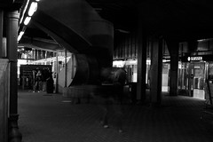 Slussens bussterminal rivning. (bbuuttrriixx) Tags: nikon stockholm sdermalm 55mm micro slussen nikkor ai d3 ais nya rivning nyaslussen fotografiskaportfolioreview