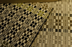 monk's belt table runner (kindred threads) Tags: belt monks handwoven tablerunner