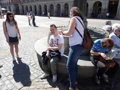 P5200006 (CharlieBro) Tags: madrid square spain espana piazza plazamayor spagna