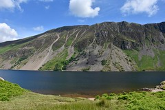 Wastwater Scree (Nige H (Thanks for 6m views)) Tags: england lake nature landscape lakedistrict cliffs cumbria scree wastwater wastwaterscree