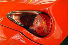 Ferrari California (detail) (Marty's White Suit) Tags: automobiles cars ferrari gtcars italiancars italian motors red sportscars transport vehicles