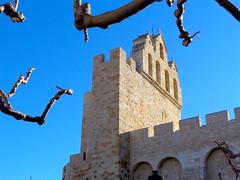 Les Saintes-Maries-de-la-Mer (Charles.Louis) Tags: architecture pierre religion paca provence tradition glise cloche camargue patrimoine clocher lessaintesmariesdelamer