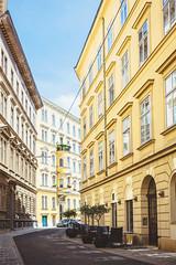 Summer in Vienna. (www.juliadavilalampe.com) Tags: vienna wien light summer streets yellow austria sterreich europe walk amor amour liebe