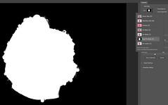 Adobe Photoshop CC - Select and Mask workspace (Mtj-Art - Thanks for over 1,5M views :)) Tags: adobephotoshopcc selectandmaskworkspace tutorial markuskauppinen kuvanksittely opas tutoriaali