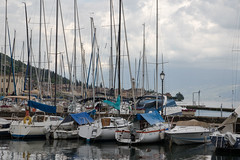 Sailing Boats, Salo - Lake Garda (RichardTowers43) Tags: boat harbour salo lakegarda