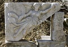 Nike (CRUSTINA!) Tags: turkey ancient ruin selcuk ephesus libraryofcelsus