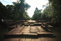 the path of excess leads to the tower of wisdom. (Franz - Jimenez) Tags: asia southeast cambodia camboya ankor wat jungle temple sacred sunrise loneliness canon eos600d angular backpacking packpacker travel traveller globetrotter unesco