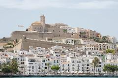 Ibiza Town (Lazenby43) Tags: ibiza eivissa balearic mediterranian