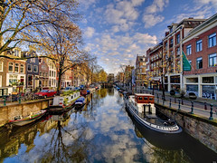 Canal. Amsterdam. Netherland (bruno_colombi1) Tags: amsterdam canals cities europe netherland holland netherlands