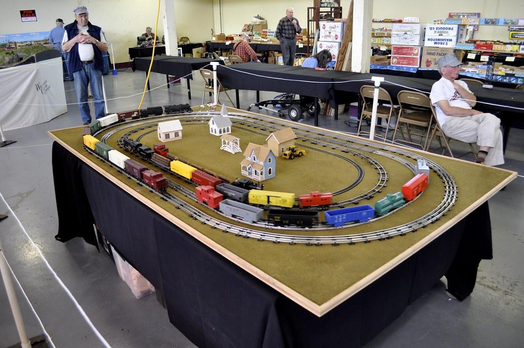 Image result for eugene oregon train show