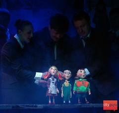 Премьера в театре Теремок