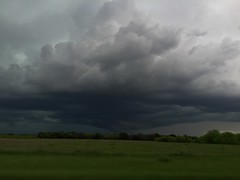(DeeAshley) Tags: ominous weather storm tormenta thunderstorm stormchasing stormspotting tornadoes tornadic exiting foreboding clima 2015 outside texas mineralwells fortworth dfw westtexas dark adventure nature powerofnature naturespower