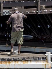 IWR-Curacao-090316 (3) (Indavar) Tags: street bridge people fishing market curacao tugboat oldlady caribbean tug curaao curazao caribe