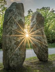 Rock Star (oolitka) Tags: sculpture beach rock star bracket dim monolith moca