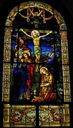 Mary Keane Chapel window