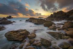 Pacific Elements (Bob Bowman Photography) Tags: ocean california sunset sea seascape water landscape coast sonoma