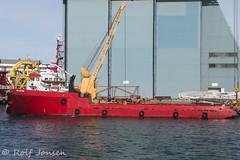 BB Lifter (rjonsen) Tags: boat crane vessel bb lifter lifting bukser haugesund berging aibel