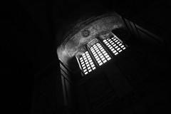 too high a cost (bw). (jrseikaly) Tags: light bw white black art church window monochrome yellow jack photography cross istanbul mosque christian sophia bnw hagia ayasofya seikaly jrseikaly