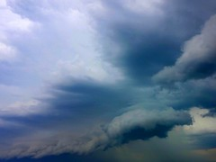 SM20162 (makieyes) Tags: summer storm beach nature rain weather clouds landscape cloudy thunderstorm thunder