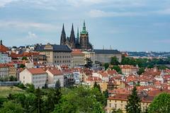 View of Prague Castle (SMSidat) Tags: prague czechrepublic cz castle city history travel holiday vacation travelphotography europe