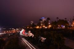 Santa Monica (jaffa600) Tags: california longexposure usa building beach buildings pier losangeles unitedstates santamonica unitedstatesofamerica motionblur santamonicapier