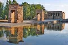 Temple of Debod (gary8345) Tags: 2016 espanya madrid spain tempe templeofdebod egypt egyptian ancientegypt snapseed
