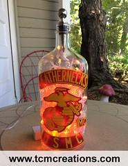 Leathernecks (TCM Creations) Tags: usmc club chopper marine jarhead cinnamon united whiskey scooter harley mc corps harleydavidson motorcycle whisky states bourbon hog davidson fireball leatherneck