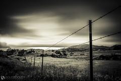 HFF 06/17/2016 (dougsooley) Tags: california blackandwhite bw monochrome canon fence landscape mono landscapes blackwhite sandiego fences backcountry hff canonlenses canonlens happyfencefriday canon1dx dougsooley