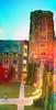 (eflon) Tags: ny west campus hall rainbow university dorm saturation cornell ithaca bldgs mcfadden