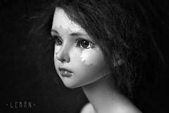 destroyed beauty (_Leran_) Tags: doll sad emotion destruction beaty bjd dollfie fairyland sola msd mnf faceup minifee mirwen