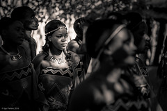 singers Swaziland (soundmoods) Tags: africa shadow blackandwhite bw music canon singing dancing noiretblanc tribe swaziland 6d 70300l